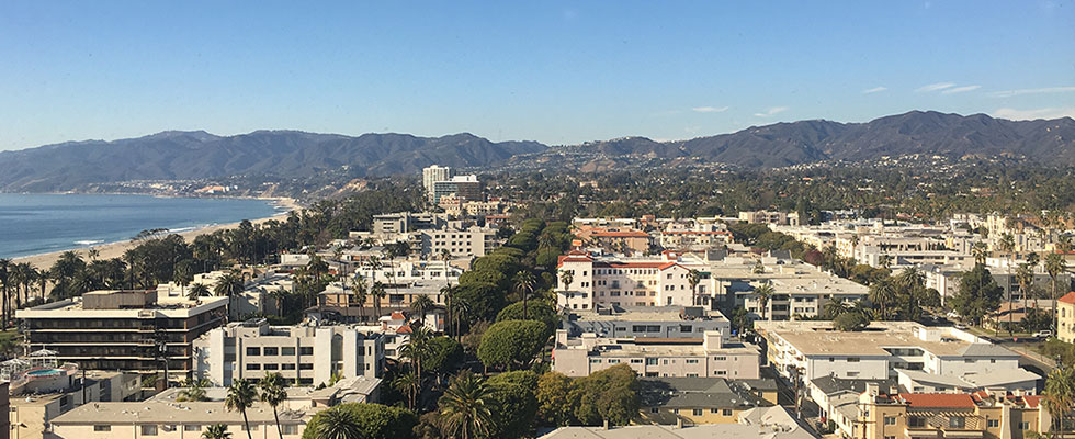 Stapke Law -Real Estate Law - Construction Law - View toward Malibu